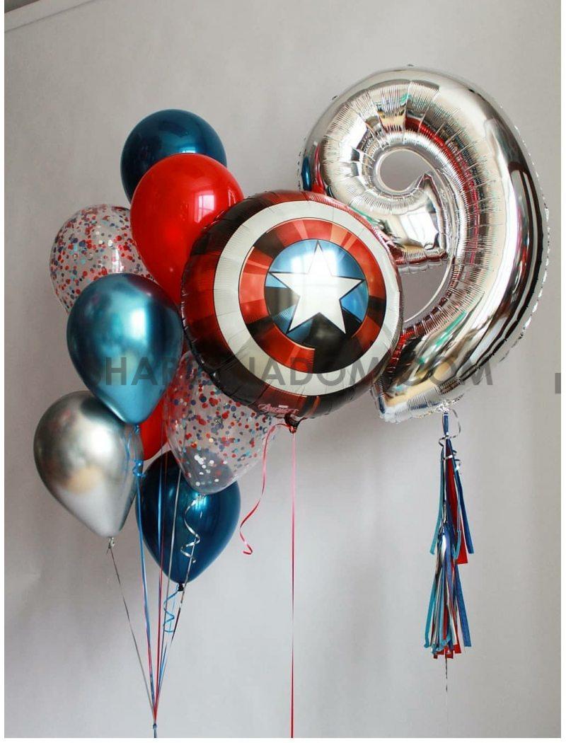 """Набор """"Капитан Америка"""""""