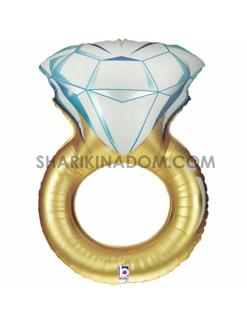 Кольцо Золотое - 78 см