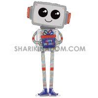 Робот-157см