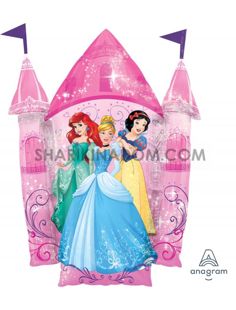 """Замок с Принцессами"" - 80 см"