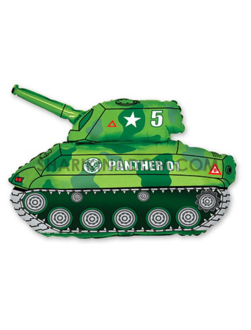 Танк - 65 см