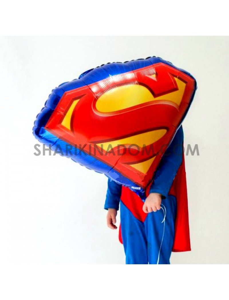 Лого Супермен - 66х50 см