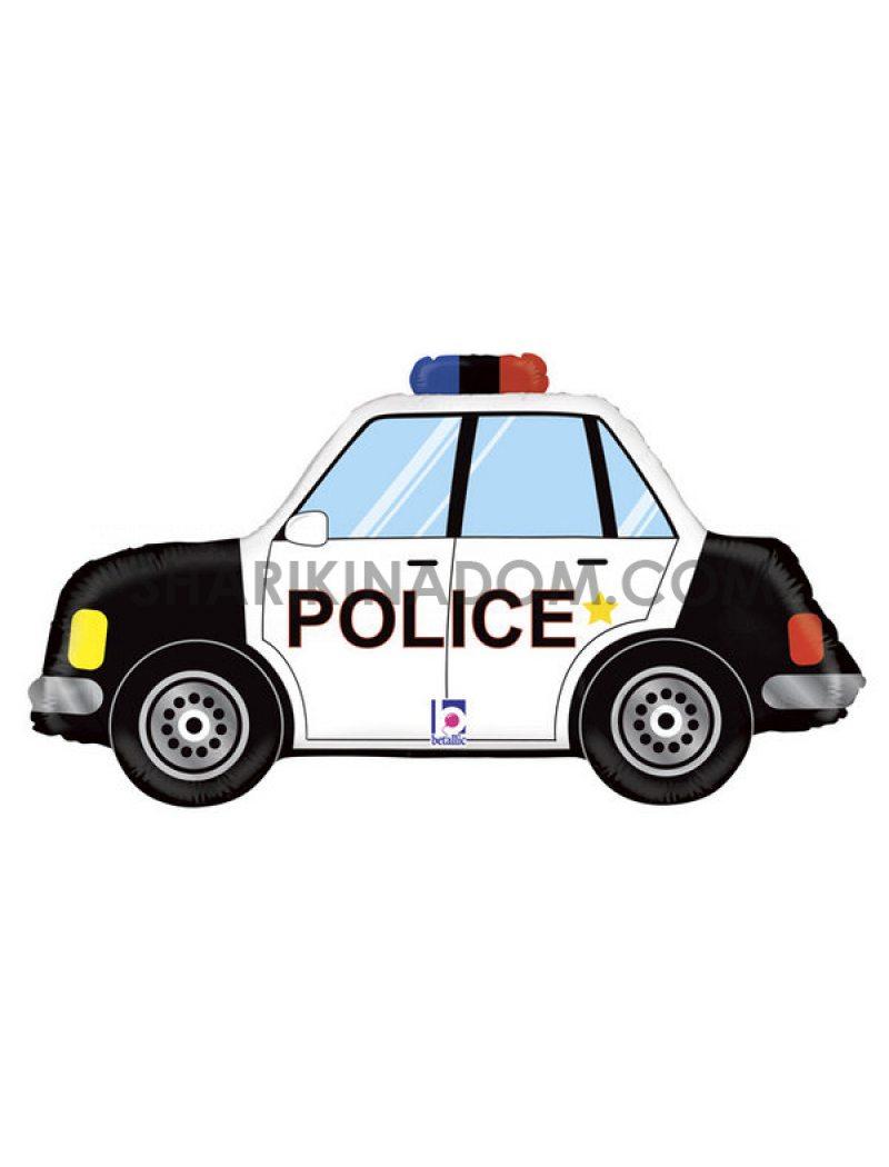 Полицейская машина-80см