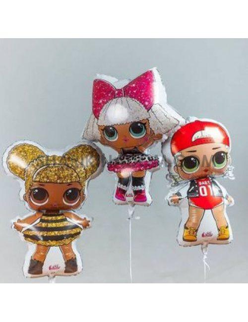 """Куклы """"LOL"""" на выбор - 84 см"""
