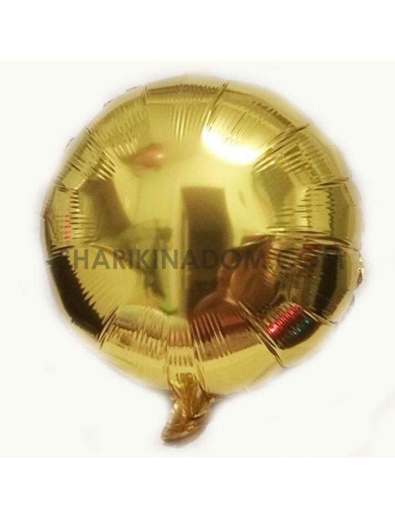 "Круг Золото 45 см 18"""