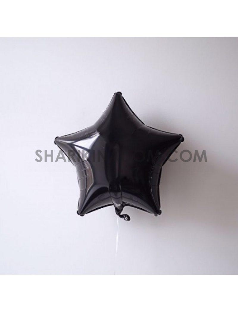 Зірка Чорна - 45 см 18