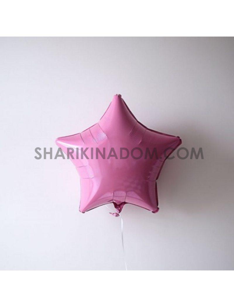 Зірка Рожева 45 см 18