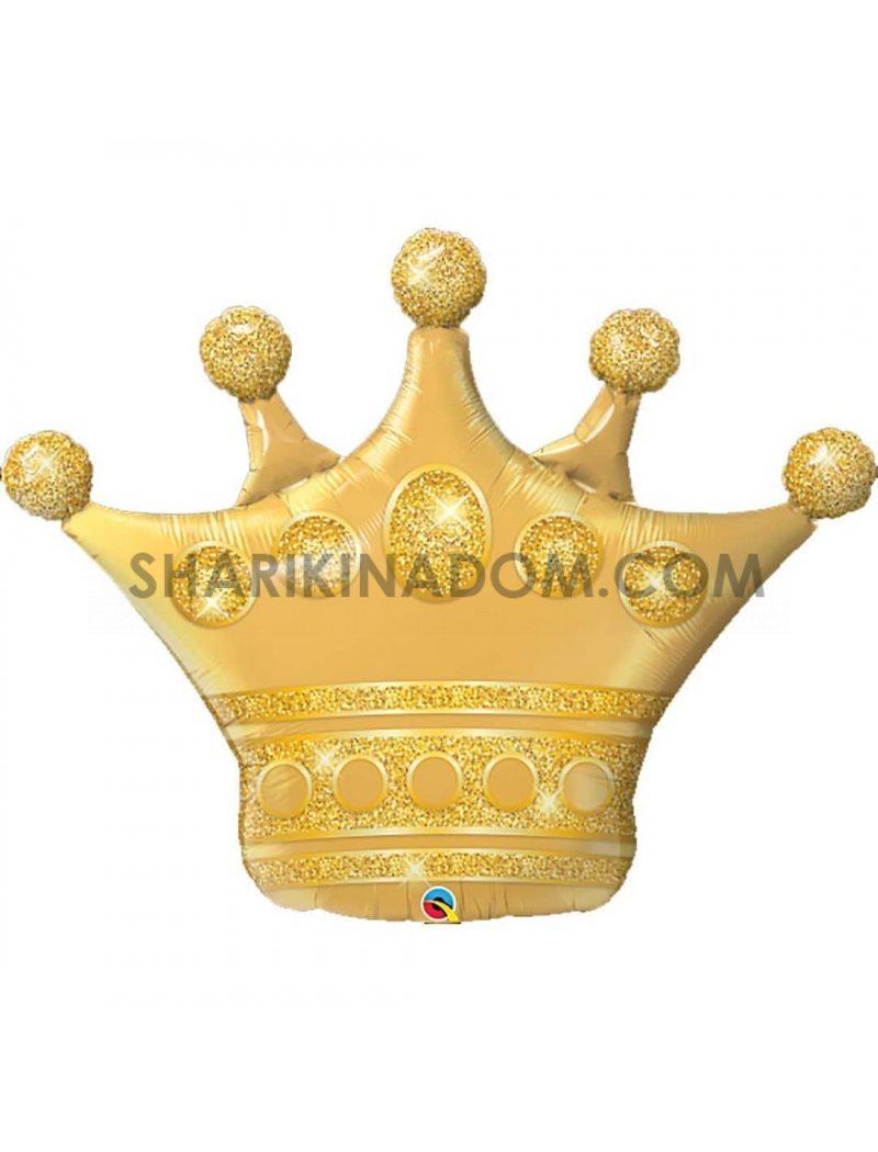 Корона золотая - 90 см.