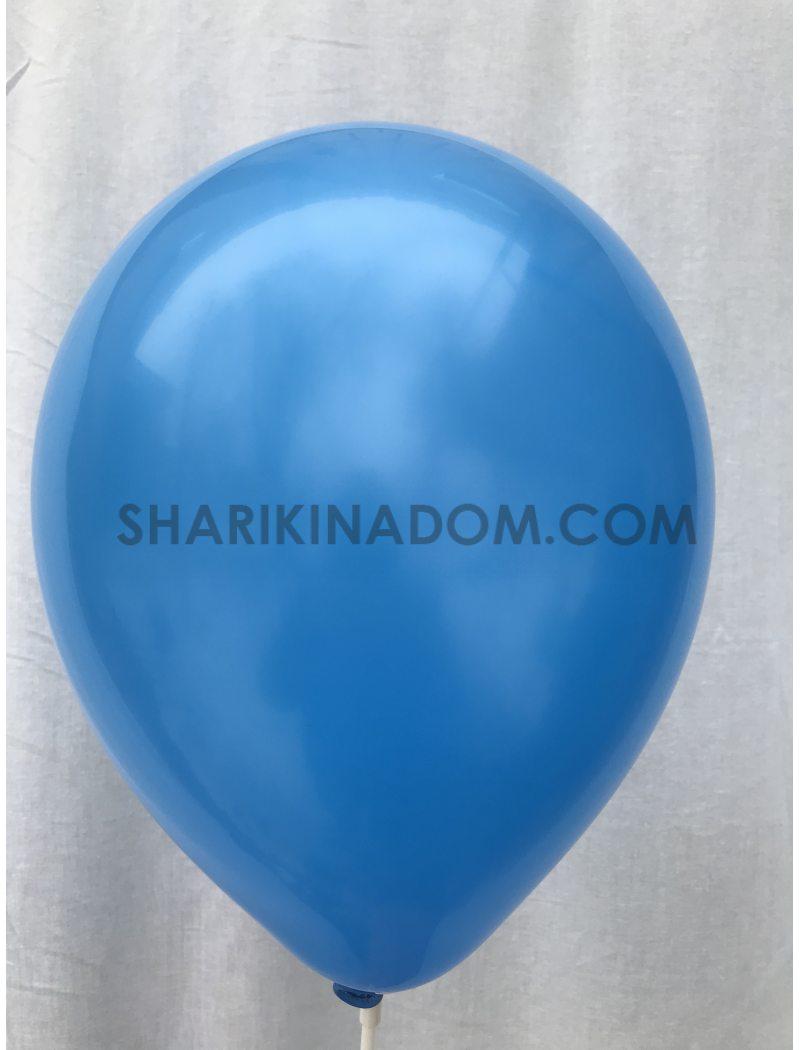 Пастель Синий 25 см