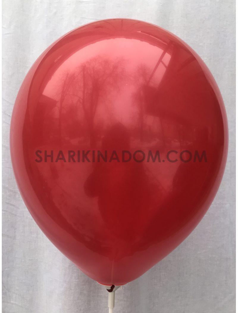 Пастель Красный 25 см