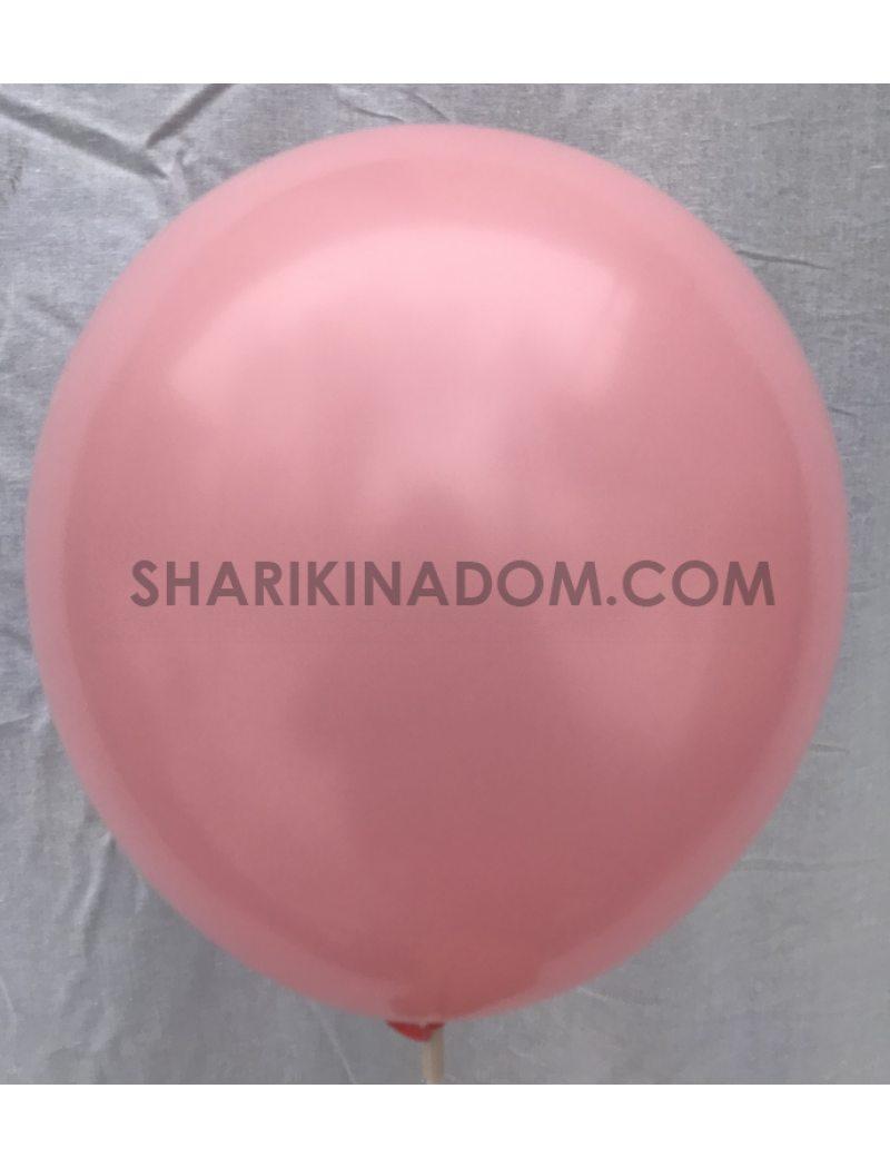 Пастель Розовый 30 см