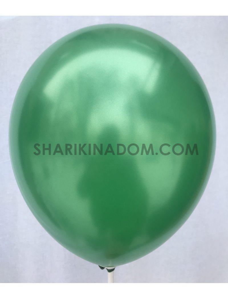 Перламутр Темно-Зеленый 30 см