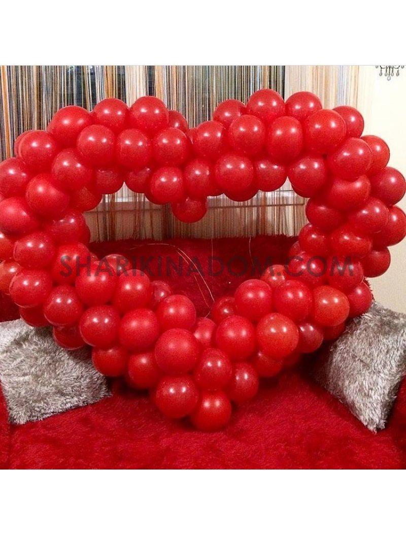 Серце на каркасі - 1,2 метра