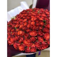 Букет Троянд Fiorella - 151шт, 60см