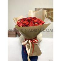 Букет Троянд Fiorella - 35шт, 60см