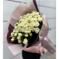 """Кустова роза """"Мінор"""" - 51 шт"""