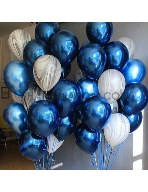 "Сет ""Iron blue"" - 30 шт"