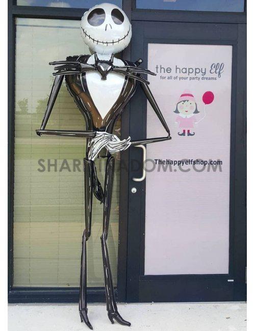 """Скелет в смокинге """"Джек Скеллингтон"""""""