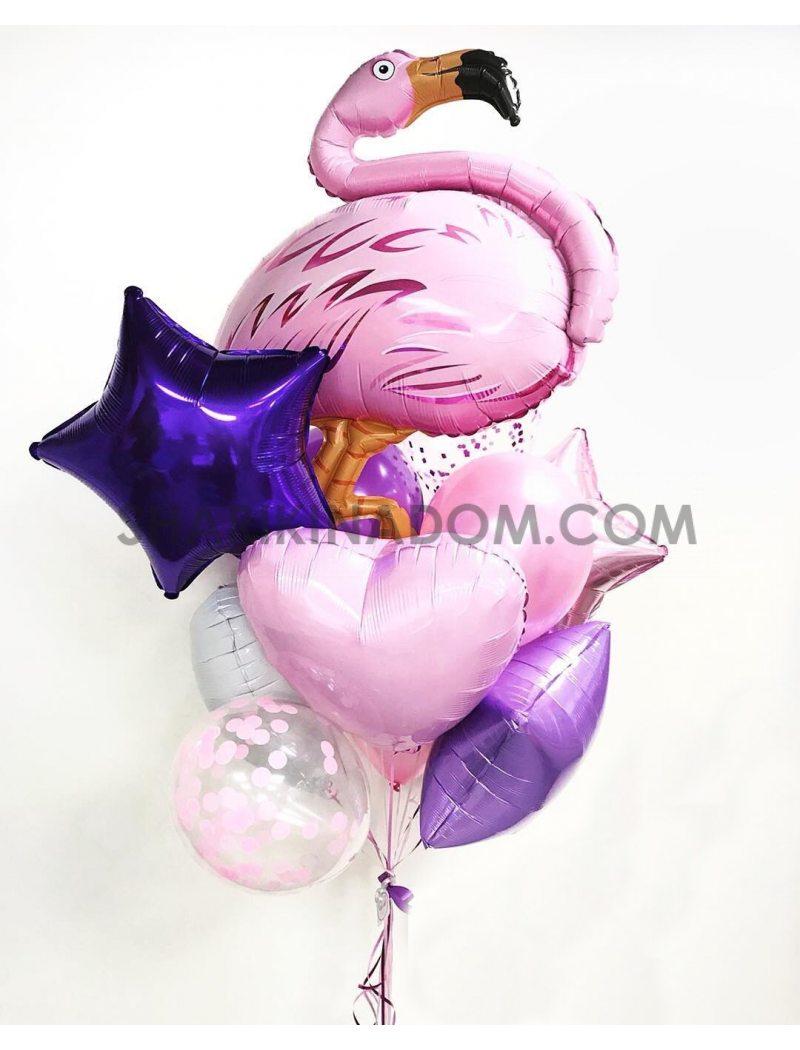 """Набор """"Фламинго"""" - ц11 шт"""