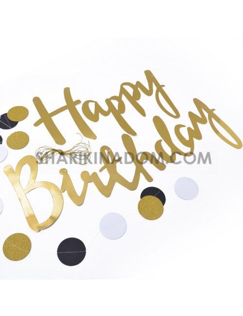 """Буковки """"Happy Birthday"""""""